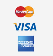 Cards payment accepted